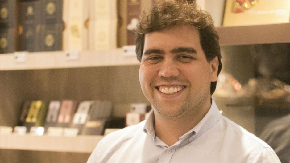 Christian Neugebauer, fundador da Chocolateria Brasileira (Foto: Divulgação)