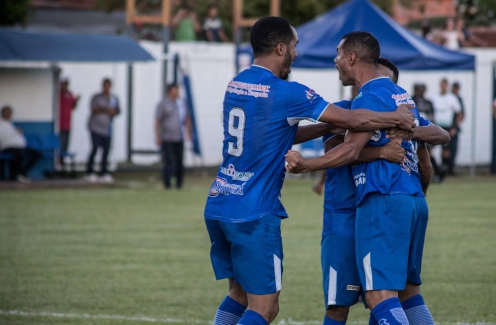 Aquidauanense foi o mlehor da primeira fase  — Foto: Aquidauanense FC/Divulgação