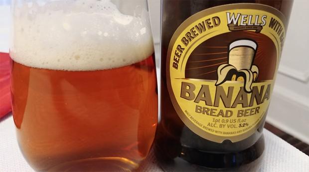 Cerveja de banana vem com caramelo e tons cítricos (Foto: Divulgação)