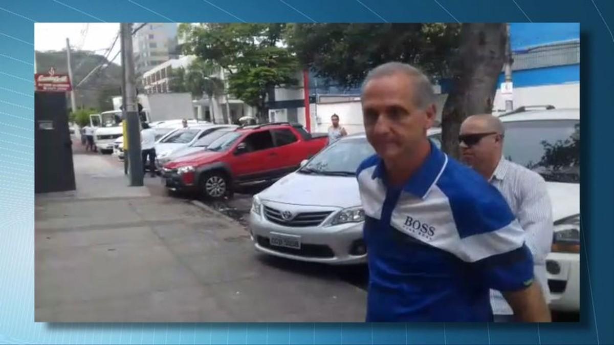 Corregedoria da Polícia Civil do ES vai investigar ida de Hilário Frasson ao dentista