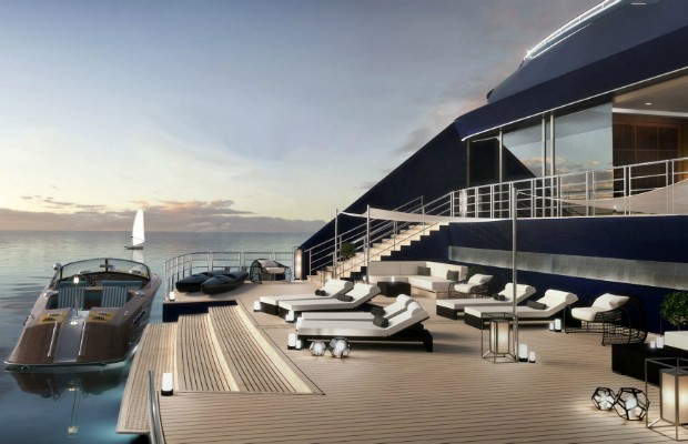 The Ritz-Carlton Yacht Collection (Foto: Divulgação)