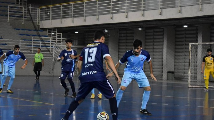 c796413382 Capixaba adulto de futsal começa com vitórias do Forte São João ...