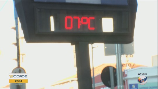 Com 1,6º C e geada, Maria da Fé registra menor temperatura do Sul de MG