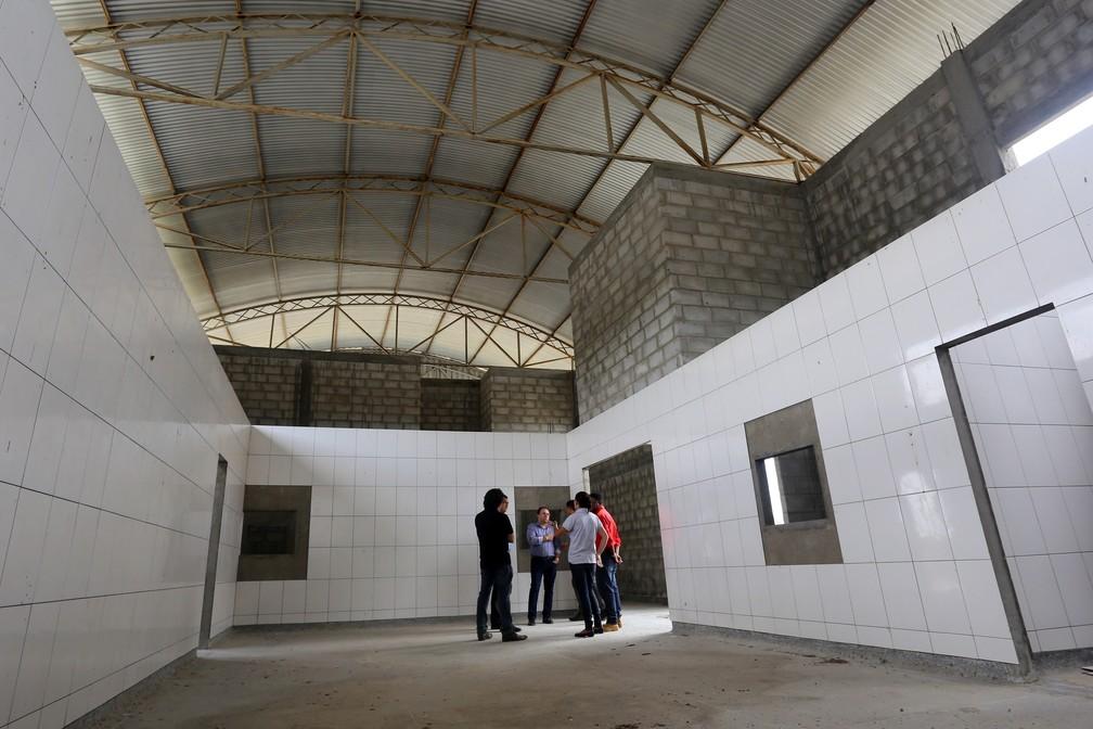 Objetivo é aumentar a qualidade do frango produzido no estado — Foto: Coopril/Divulgação