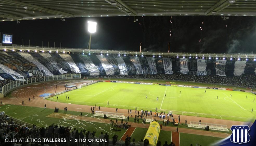 Estádio Mario Kempes, em Córdoba — Foto: Divulgação