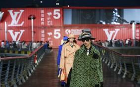 Louis Vuitton desfila nova coleção em Xangai com novos ideais