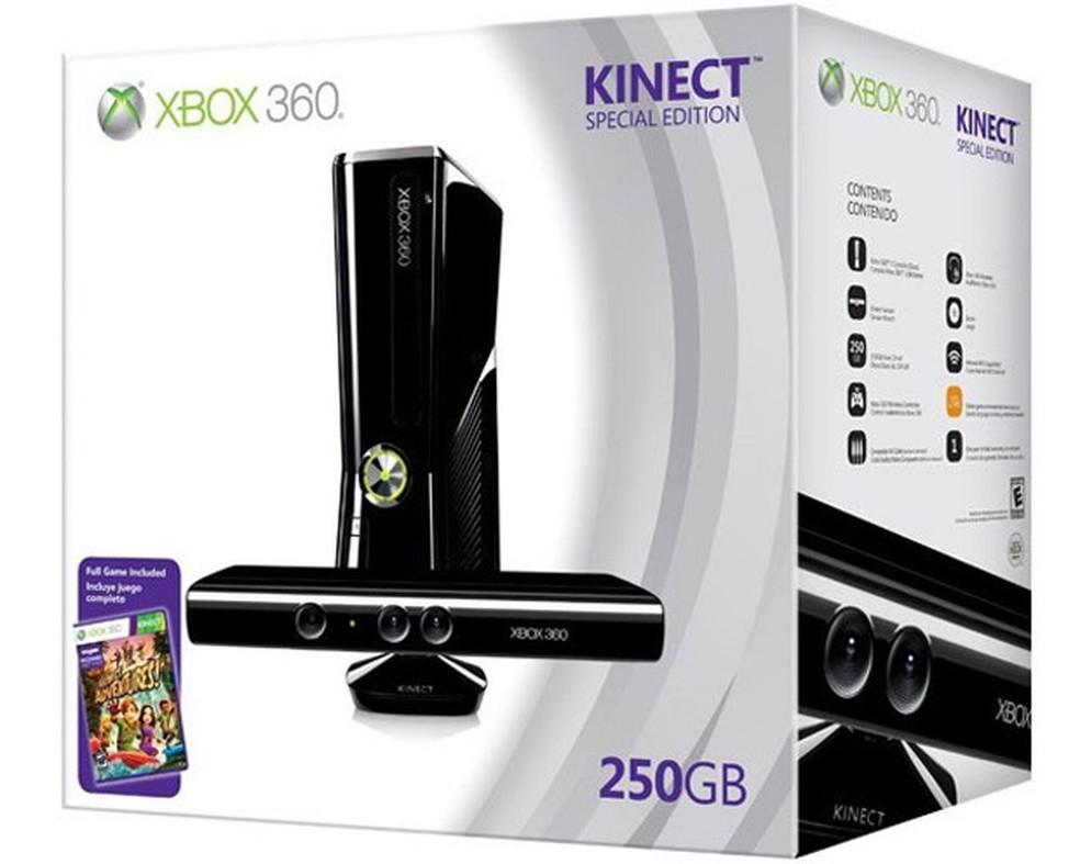 Sensor Kinect, lançado primeiro para Xbox 360, teve fabricação encerrada (Foto: Divulgação)
