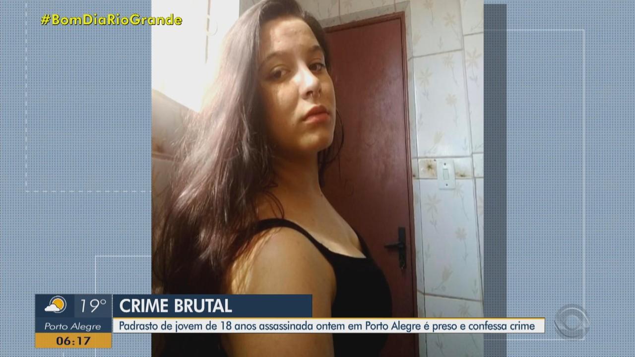 Preso em Eldorado do Sul padrasto de jovem de 18 anos morta em Porto Alegre