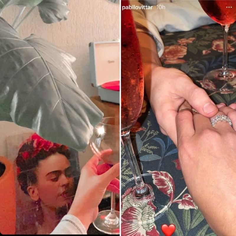 Pabllo Vittar e suposto noivo, Pedro Henrique (Foto: Reprodução / Instagram)