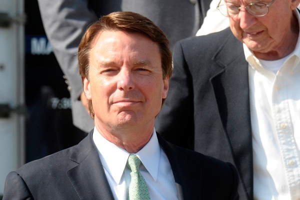 John Edwards (Foto: Getty Images)