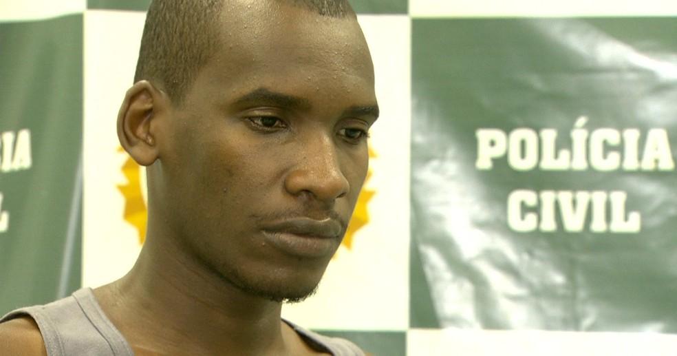 Sailson  José das Graças, que ficou conhecido como serial killer da Baixada (Foto: Reprodução/ TV Globo)