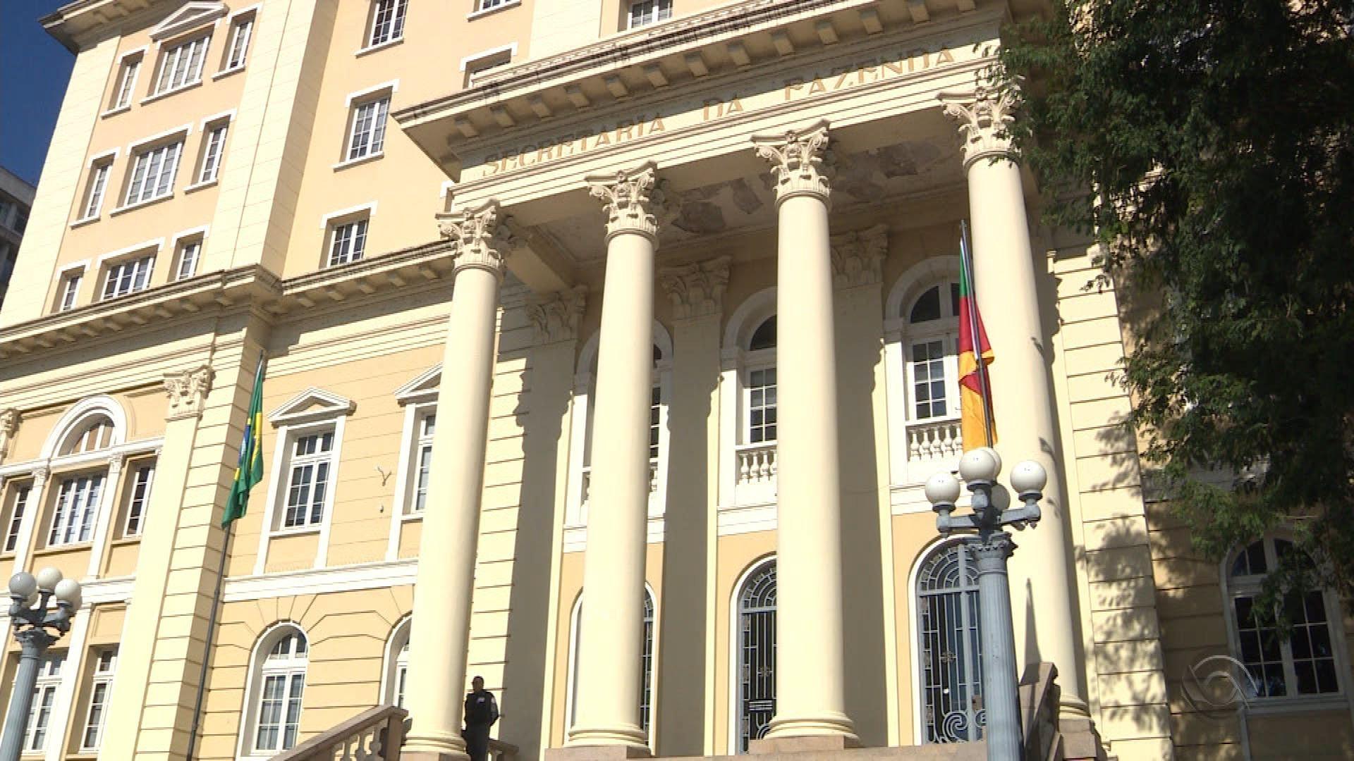 Governo do RS conclui pagamento da folha de março do Executivo