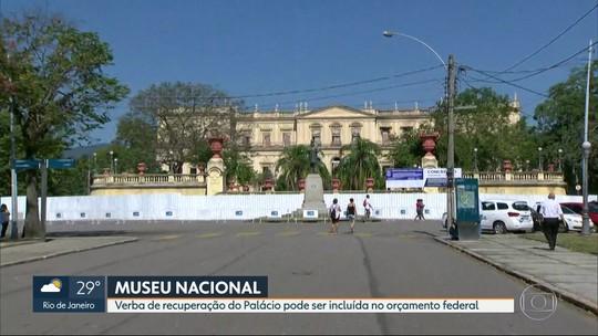 Museu Nacional irá receber primeira parte da verba para reconstrução em 2019
