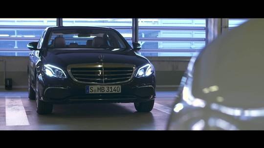 Mercedes-Benz e Bosch lançam serviço de manobrista sem motorista na Alemanha