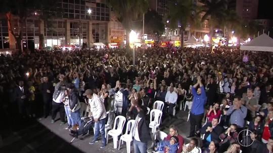 Inter TV transmite Marcha para Jesus ao vivo pela primeira vez pelo portal G1