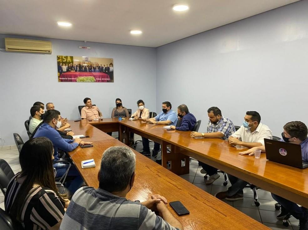 Governo do Acre chegou a iniciar tratativas para realizar a Expoacre 2021 em outubro — Foto: Arquivo/Secom