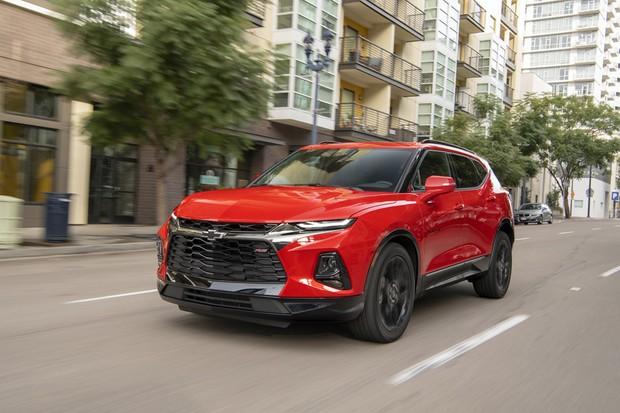 Teste: Chevrolet Blazer quer ser um Camaro SUV - AUTO ...