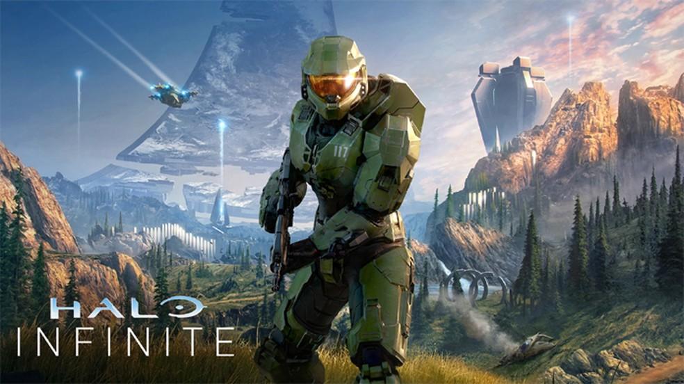 Halo Infinite é um dos jogos aguardados da E3 2021, que acontece de forma totalmente digital de 12 a 15 de junho; veja cronograma — Foto: Reprodução/Xbox Wire