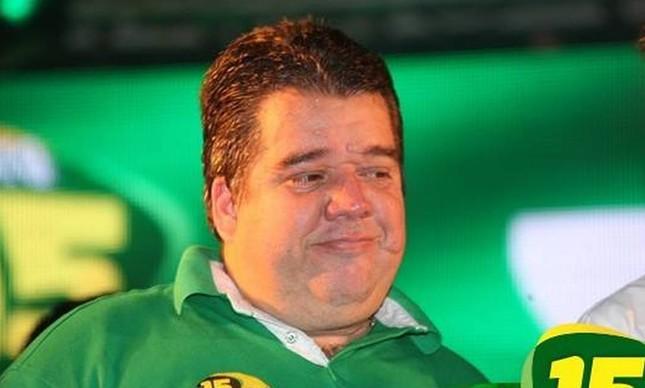 Gustavo Feijó, vice-presidente da CBF