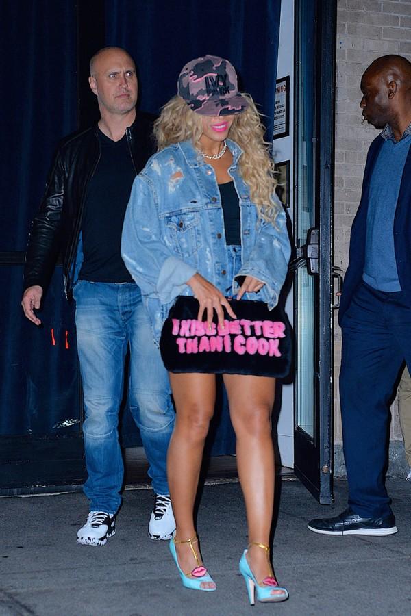Beyoncé (Foto: Backgrid)