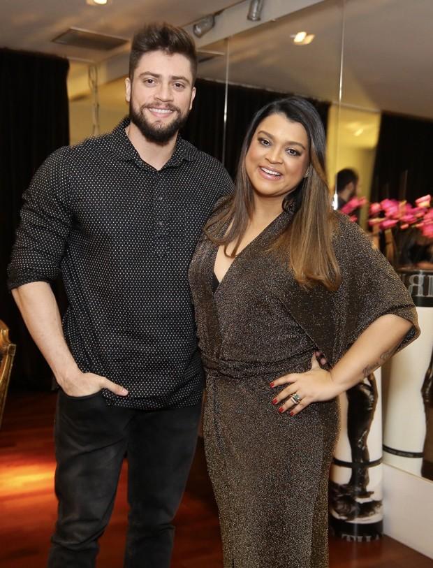 Preta Gil e Rodrigo Godoy (Foto: Manuela Scarpa/Brazil News)