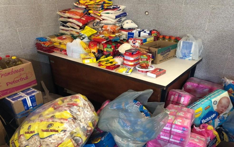 doações em Aracaju