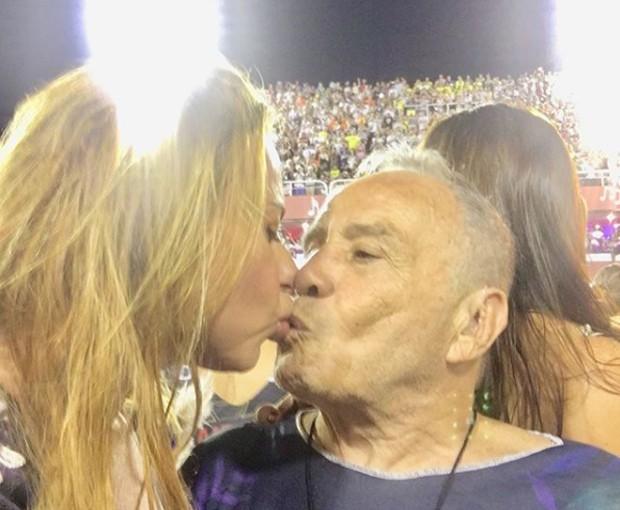 Marilene Saade e Stenio Garcia (Foto: reprodução / Instagram)