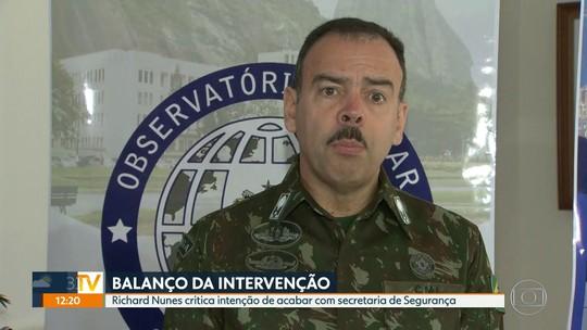 Witzel diz que extinção da Secretaria de Segurança vai aproximar polícias e acabar com 'barões da droga'