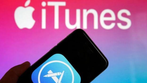 O iTunes era um sucesso no início, mas perdeu apelo ao longo do tempo (Foto: GETTY IMAGES/BBC News Brasil)