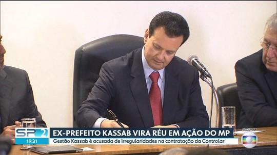 Kassab vira réu por irregularidades na inspeção veicular quando foi prefeito de SP