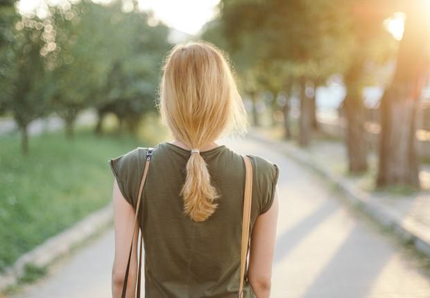 Mindfulness ; carreira ; caminhar no parque ; melhorar o foco ;  (Foto: Thinkstock)