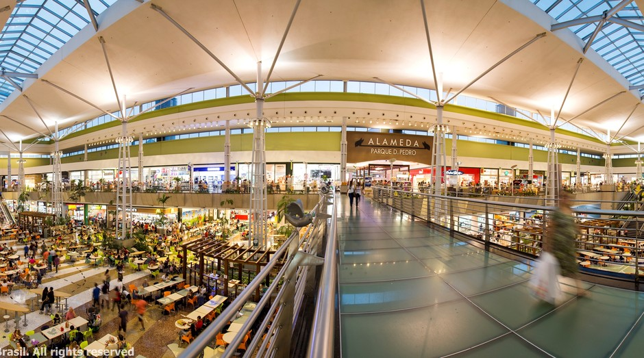 Shopping Parque D. Pedro: inovação para continuar faturando (Foto: Divulgação)