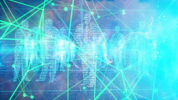 Inteligência artificial, ia, tecnologia, computação quântica, internet, rede, conectado (Foto: Getty Images)