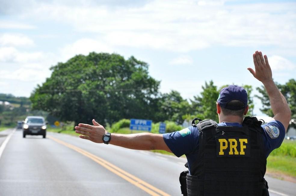 Polícia Rodoviária Federal (PRF) lança operação Ano Novo nesta sexta-feira (Foto: Polícia Rodoviária Federal de MT)