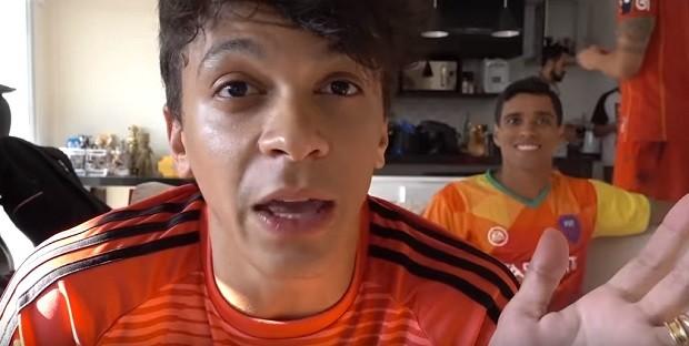 Julio Cocielo, youtuber  (Foto: Reprodução YouTube)