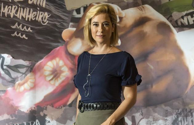 Para Paloma Duarte, protagonista de 'Malhação', o maior ato de amor da sua vida foi ter três filhos (Foto: TV Globo)