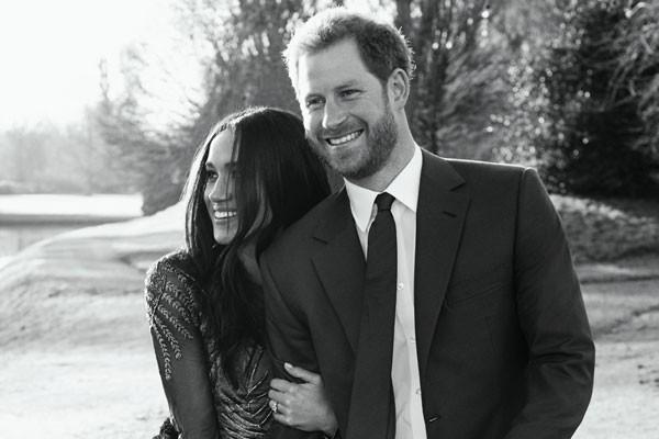 Princípe Harry e Meghan Markle (Foto: Getty Images)