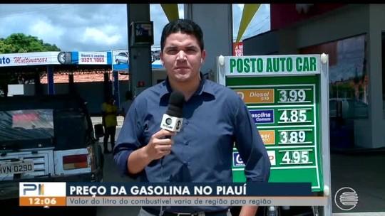 Procurando gasolina mais barata, condutores saem do Piauí para abastecer no Maranhão