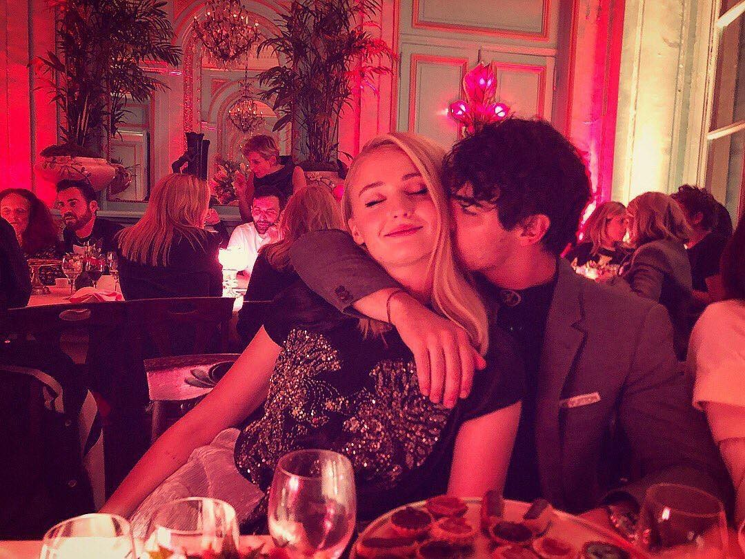 Sophie Turner e Joe Jonas (Foto: Instagram Sophie Turner/ Reprodução)