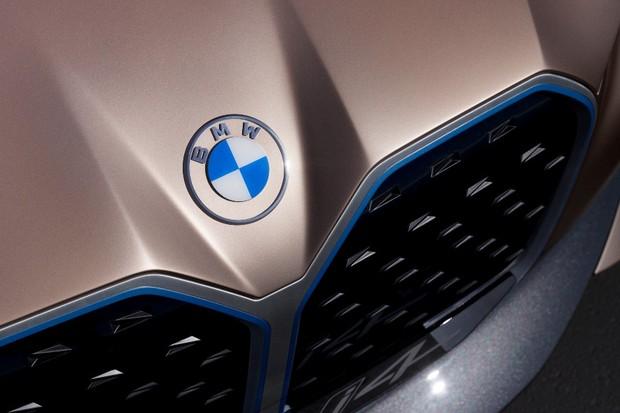 Logo da BMW (Foto: Divulgação/BMW)