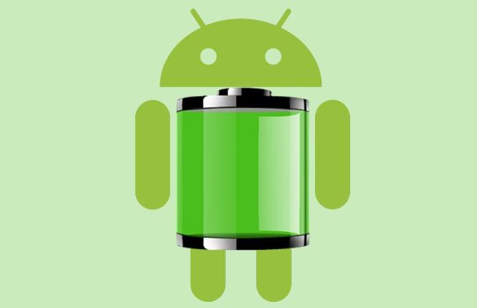 Android Bateria (Foto: Arte/TechTudo)