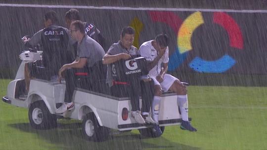 Ralf sofre luxação no ombro e pode desfalcar Corinthians por até dois meses