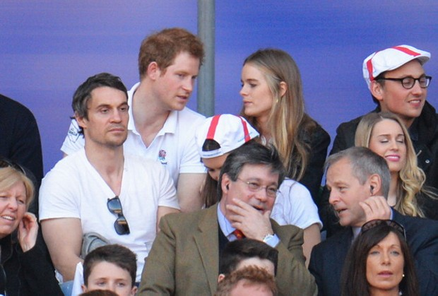 Príncipe Harry e Cressida Bonas  (Foto: Getty Images)