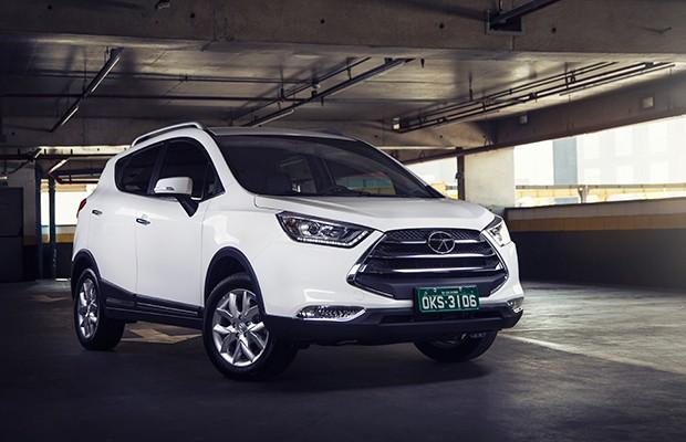 2016 Toyota Corolla S Plus >> Teste: JAC T5 1.5 flex - AUTO ESPORTE | Análises