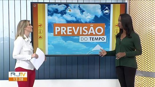 Sábado continua com sol e tempo firme no Sul do Rio