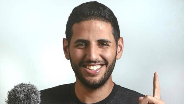 Nuseir Yassin, criador do NAS Daily (Foto: Divulgação)