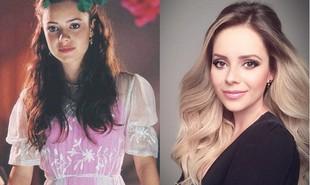 Aos 18 anos, Sandy viveu Cristal, a protagonista de 'Estrela-guia', que volta ao ar no Globoplay. Hoje ela segue com a carreira musical, que será tema de uma série documental da plataforma | TV Globo - Reprodução/Instagram