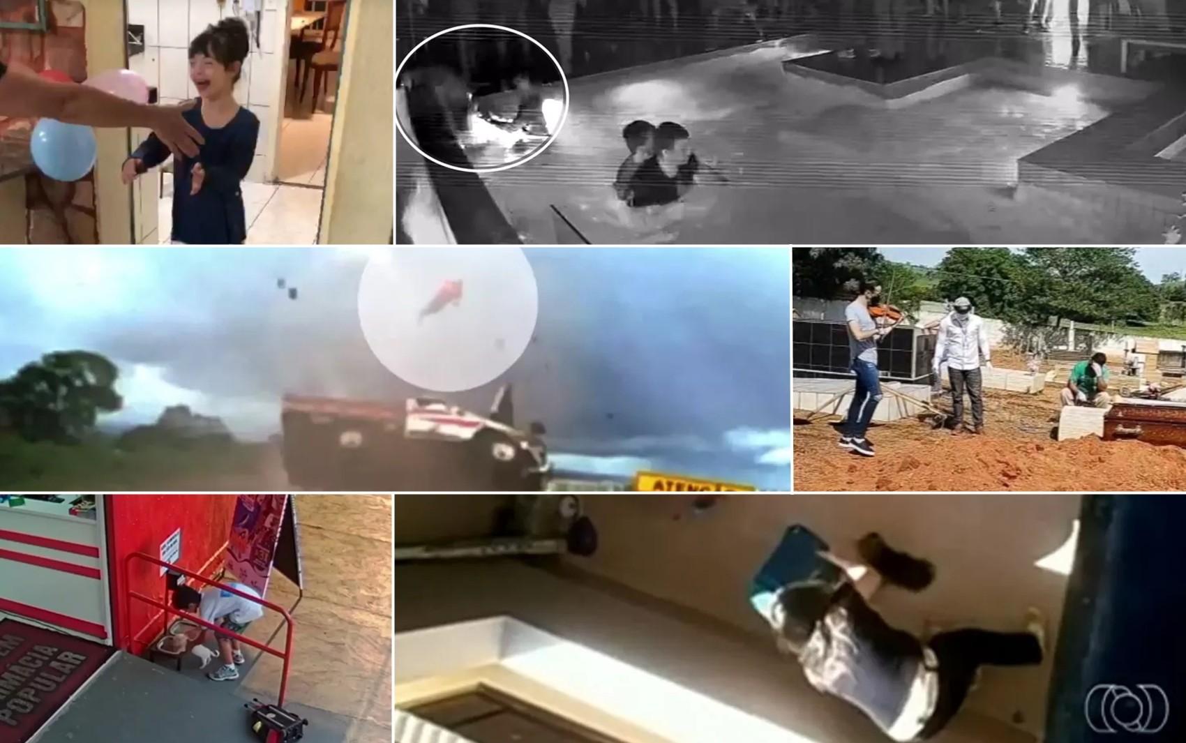 G1 Goiás faz 10 anos: vídeos que repercutiram