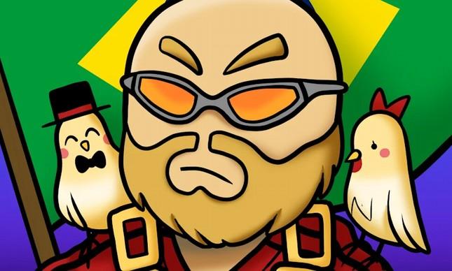 Avatar de Caio Cabral, criador de conteúdos para a plataforma Roblox