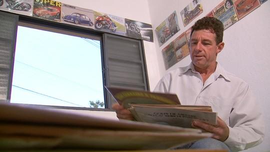 Revista conhece Sandro e sua paixão por musica sertaneja de raiz